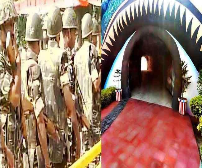 गुप्तै तिमंजिला गुफा, बाबा राम रहीम, गुरमीत राम रहीम, डेरा सच्चा सौदा
