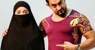 आमिर खान, 'दंगल गर्ल', किरण राव, दंगल
