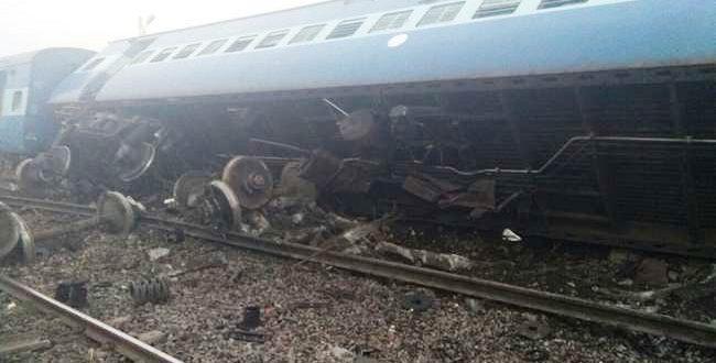 वास्को-डी-गामा पटना एक्सप्रेस, यूपी, ट्रेन, हादसा