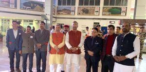 चारधाम ऑल वेदर रोड,ऑल वेदर रोड प्रोजेक्ट,मुख्यमंत्री त्रिवेंद्र सिंह रावत,नितिन गडकरी